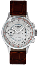 Strela Chronograph Officer Cym 3133